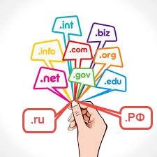 Выбор домена хостинга log на хостинге