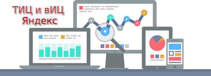 ТИЦ и вИЦ Яндекс: что такое индексы цитирования Яндекс поисковика