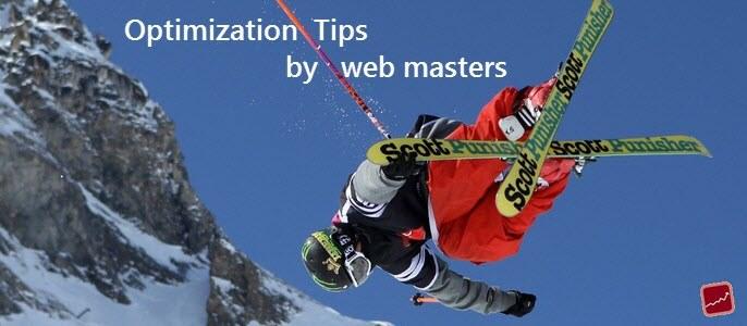 Советы по оптимизации сайта для начинающих