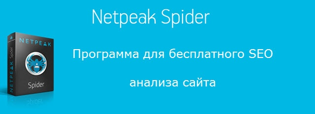 Netpeak Spider